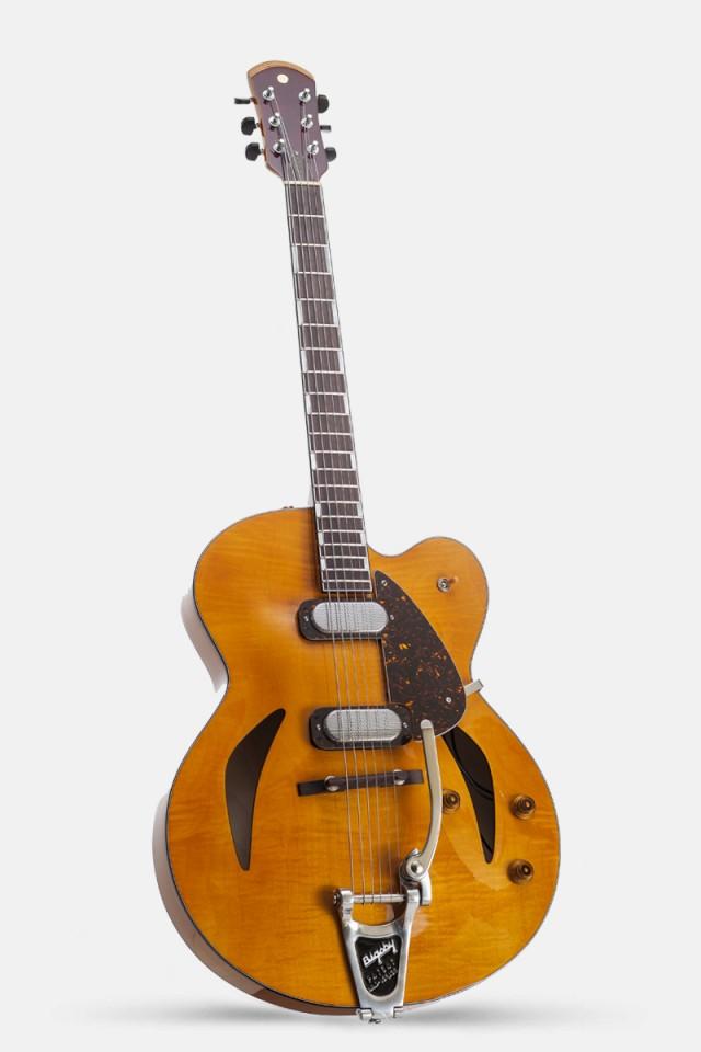 versoul swan 6 string electric acoustic baritone guitar. Black Bedroom Furniture Sets. Home Design Ideas
